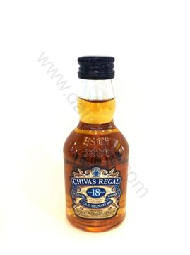 Picture of Chivas Regal 芝華士 18 (5cl)