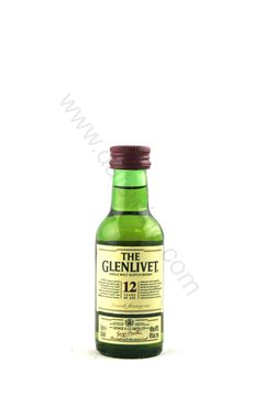 Picture of The Glenlivet Excellence 12 yr 格蘭利威(5cl)