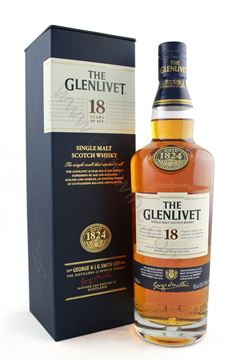 圖片 The Glenlivet 18 yr single malt 格蘭利威
