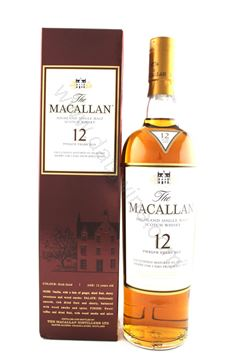 圖片 The Macallan 麥卡倫 12 Single Malt (Sherry Oak) 舊裝