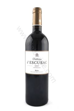 Picture of Chateau D'ESCURAC 2007, Medoc