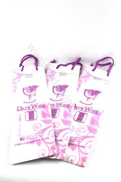 Picture of Single Wine Bag (Logo) 單支裝酒袋 (酒軒)