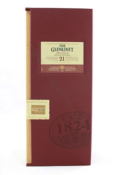 圖片 The Glenlivet 21 yr single malt 格蘭利威