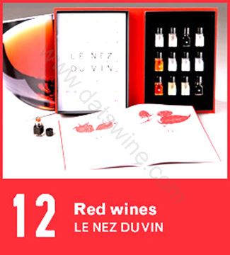 Picture of Le Nez du Vin Red 12