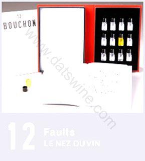 Picture of Le Nez du Vin Faults 12