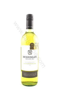 Picture of McGuigan Private Bin Sauvignon Blanc 2012