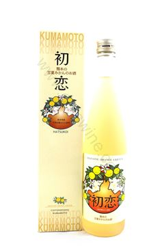 圖片 初戀 First Love Hatsukoi Amanatsu Orange(500ml)