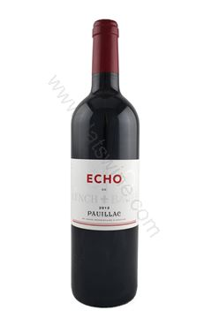 圖片 Echo De Lynch Bages Pauillac 2012 (靚次伯副牌)
