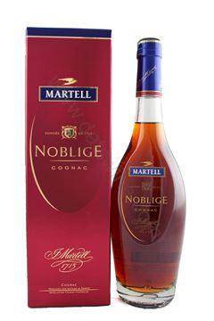 Picture of Martell Noblige Cognac