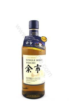 圖片 余市單一麥芽 Nikka Yoichi Single Malt 45% 700ml (新裝)