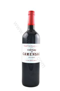 Picture of Chateau Camensac GCC 2011 (5th Growth)
