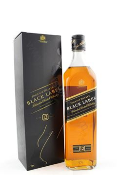圖片 Johnnie Walker Black Label 黑牌 12 (Gift Box)