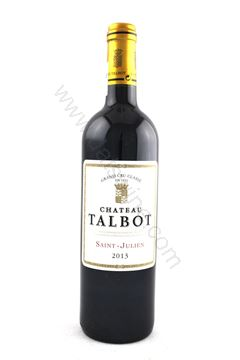 Picture of Chateau Talbot 2013 (4th Growth)