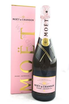 Picture of Moet & Chandon Rose NV (Gift Box)