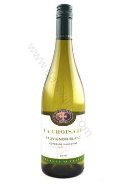 圖片 La Croisade Sauvignon Blanc 2016