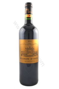Picture of Blason D'Issan Margaux 2013 (2nd D'Issan)