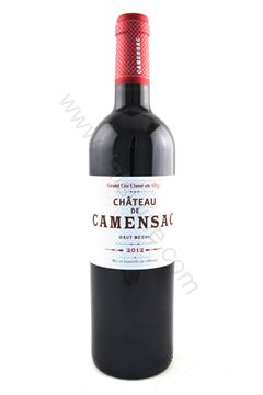 Picture of Chateau Camensac GCC 2012 (5th Growth)