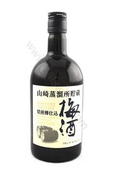 圖片 山崎蒸溜所貯蔵焙煎樽仕入梅酒 (660ml)