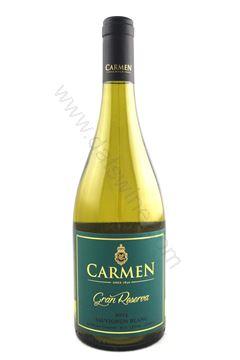 圖片 Carmen Gran Reserva Sauvignon Blanc 2014