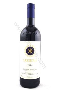 Picture of Sassicaia 2014