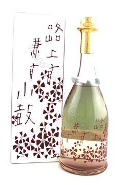 圖片 小鼓 路上有花 桃花 純米大吟醸 720ml
