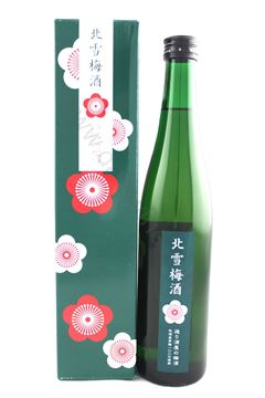 Picture of 北雪梅酒 (500ml)