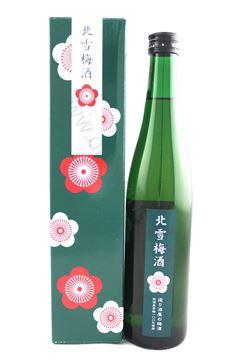 圖片 北雪梅酒 (500ml)