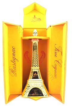 Picture of Rastignac Eiffel Tower Gold XO 威利來金裝巴黎鐵塔 (700ml)