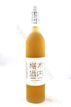 圖片 菊盛 極上 木內梅酒 (500ml)