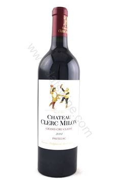 Picture of Chateau Clerc Milon 2014 (5th Growth)