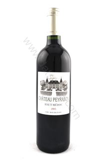 Picture of Chateau Peyrabon 2005