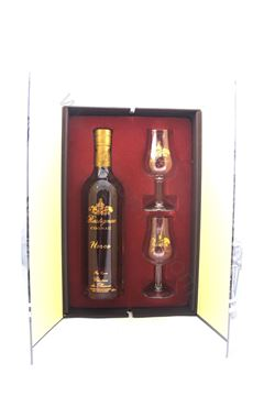 Picture of Rastignac Cognac Heros 威利來 Gift Pack (500ml)