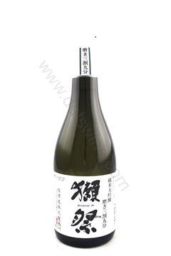圖片 獺祭純米大吟釀三割九分 (720ml)