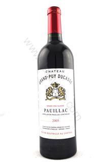Picture of Chateau Grand Puy Ducasse 2005