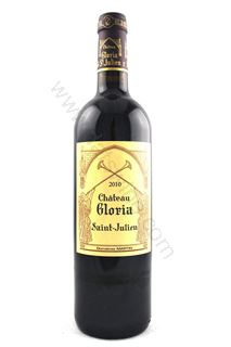 Picture of Chateau Gloria Saint Julien 2010
