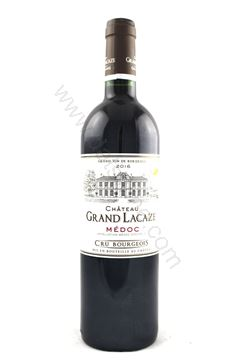 Picture of Chateau Grand Lacaze Medoc 2016