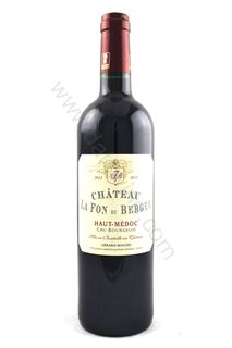 Picture of Chateau La Fon Du Berger Haut Medoc 2013