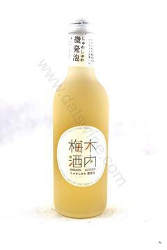圖片 木內梅酒 微發泡 (300ml)