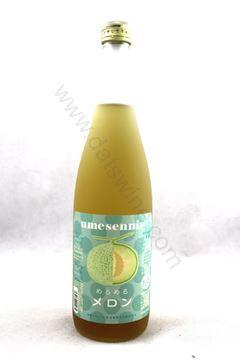 圖片 梅仙人蜜瓜梅酒