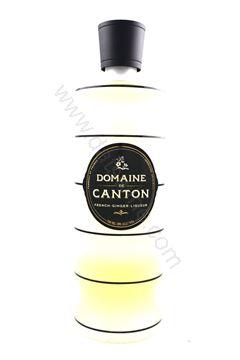 Picture of Domaine de Canton Ginger Liqueur