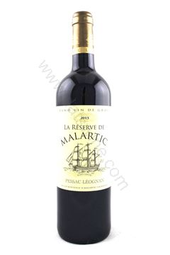 Picture of La Reserve De Malartic 2013