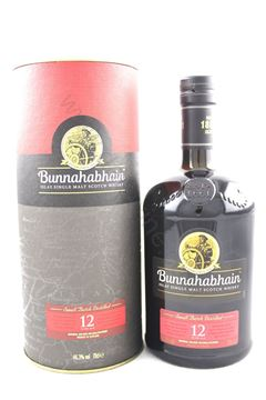 Picture of Bunnahabhain 12 Years Old Single Malt Scotch Islay