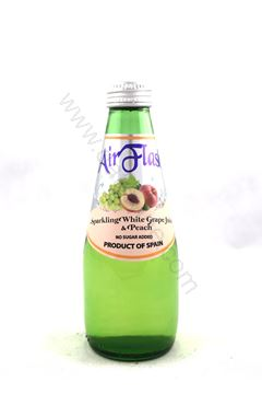 Picture of AirFlash Non Alcoholic White Grape & Peach (250ml)