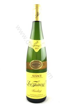 Picture of Alsace Les Faitierel Riesling 2017