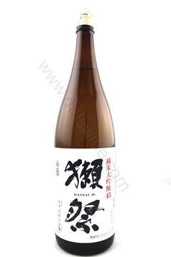 圖片 獺祭純米大吟釀四割五分 (1.8L)