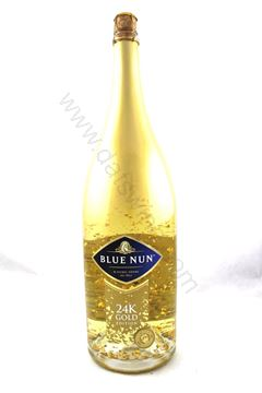 圖片 Blue Nun 24K Gold Edition 藍仙姑24K金箔 (3L)