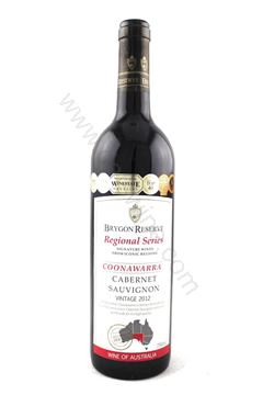 Picture of Brygon Reserve Regional Series Coonawarra Cabernet Sauvignon 2012