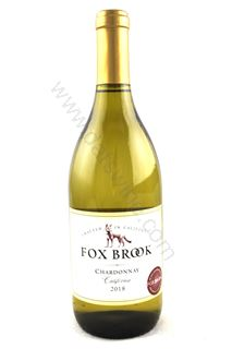 圖片 Fox Brook Chardonnay 2018