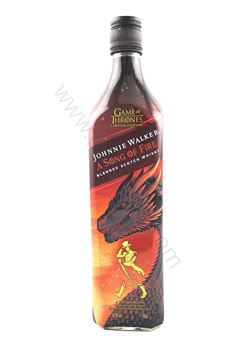 Picture of Johnnie Walker A Song of Fire