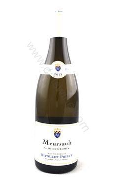 圖片 Dm. Bitouzet-Prieur Meursault Clos du Cromin 2015